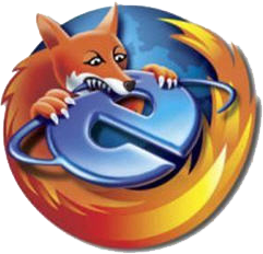 Internet explorer of mozilla firefox