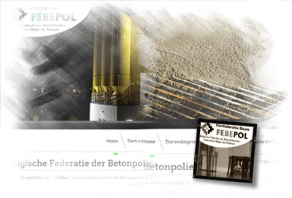 webdesign: febepol.be